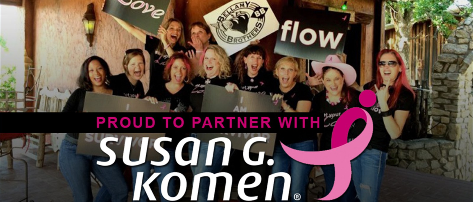 About our Partnership with Susan G. Korman