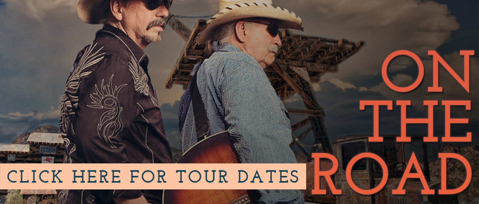 Bellamy Brothers on Tour