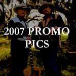 Bellamy Brothers 2007 Promo Pics